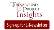 Turnaround & Project Insights